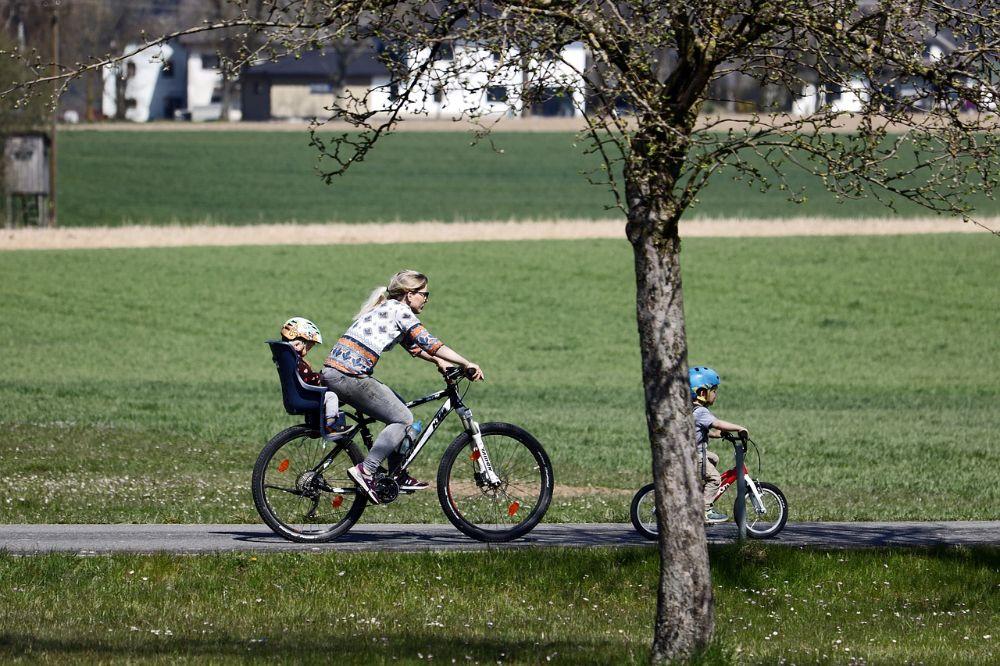 Met de fiets naar het werk biedt veel voordele