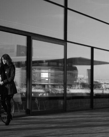 Met de fiets naar het werk biedt veel voordelen
