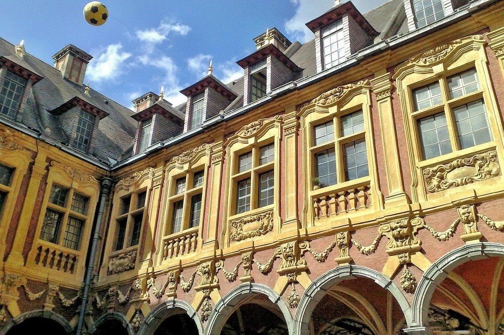Rijsel een verrassend Frans stadje naast de Belgische gren