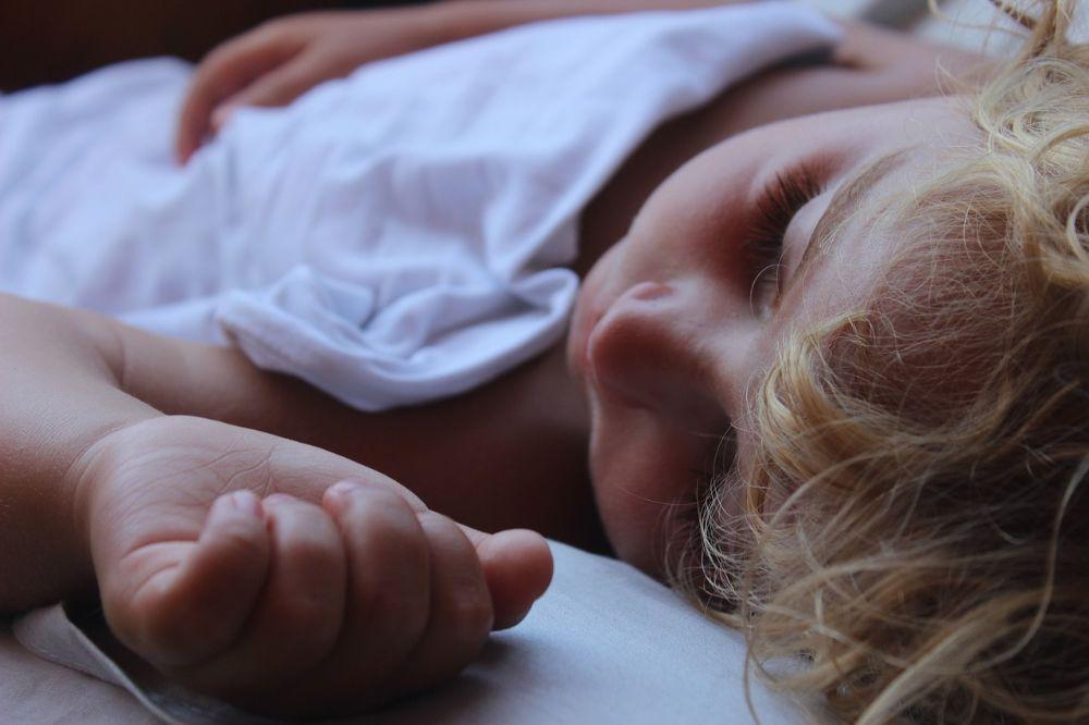 Slaap, kindje, slaap
